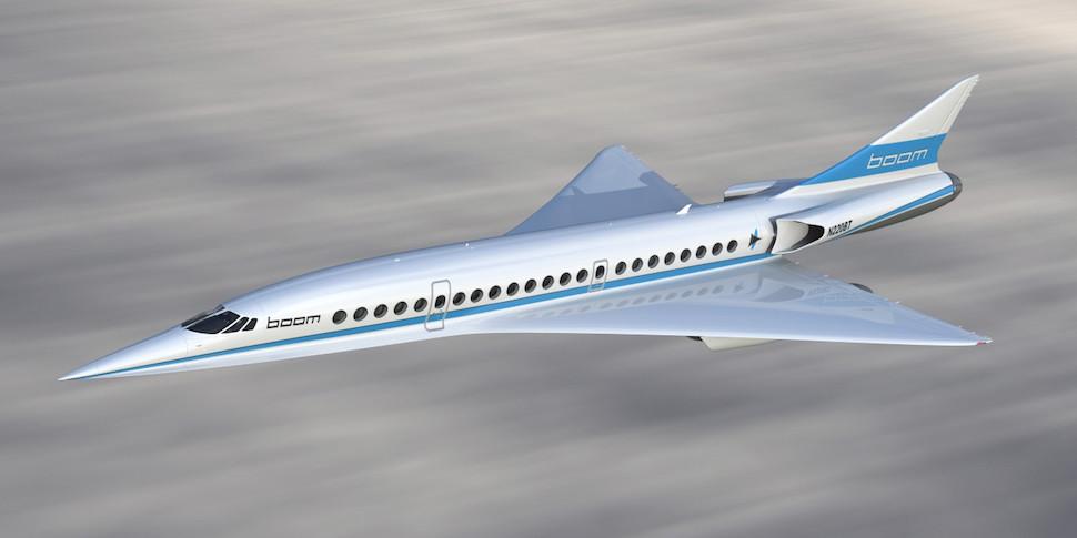 Japan Airlines инвестировала $10 миллионов в стартап по созданию сверхзвукового лайнера
