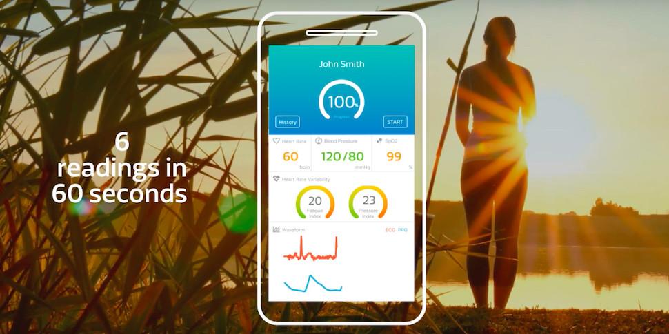 MediaTek представила первый в мире биосенсор «6 в 1» для смартфонов