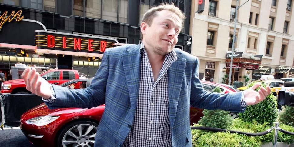 Илон Маск случайно выложил в свободный доступ личный номер телефона