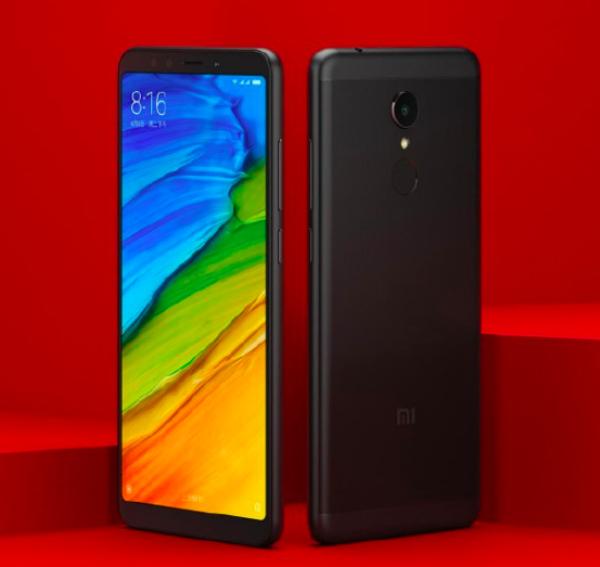 Известны все характеристики Xiaomi Redmi 5 и Redmi 5 Plus