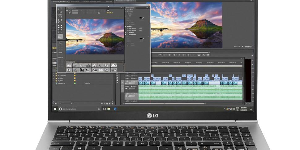 LG обещает 23 часа работы ноутбуков Gram с топовыми процессорами