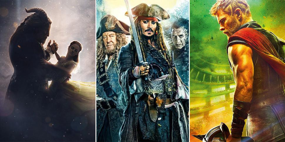 Фильмы Disney заработали в мировом прокате $5 миллиардов за год