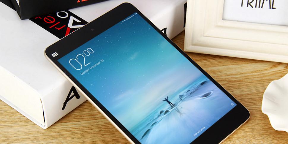 Xiaomi проиграла суд Apple из-за названия планшета Mi Pad