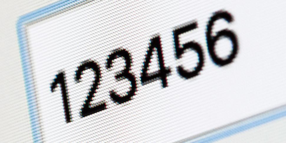 Мужчины используют слово «пароль» в качестве пароля в три раза чаще женщин