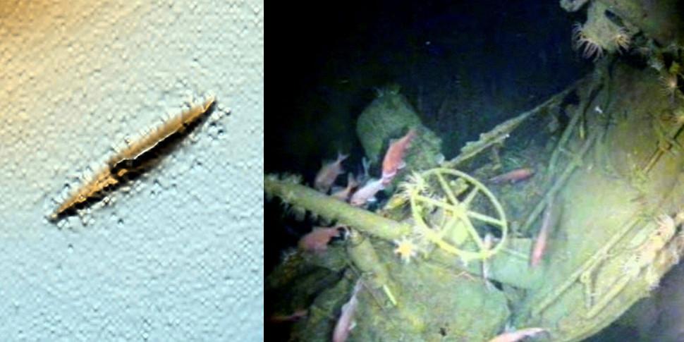Австралийцы нашли подлодку, пропавшую более 100 лет назад
