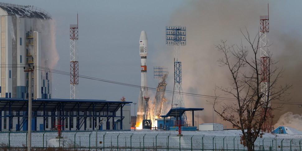 «Роскосмос» назвал причину крушения ракеты-носителя «Союз-2.1б»