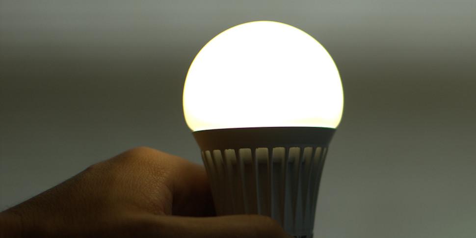 LED-лампы позволили снизить выбросы углекислого газа на 570 миллионов тонн за 2017 год