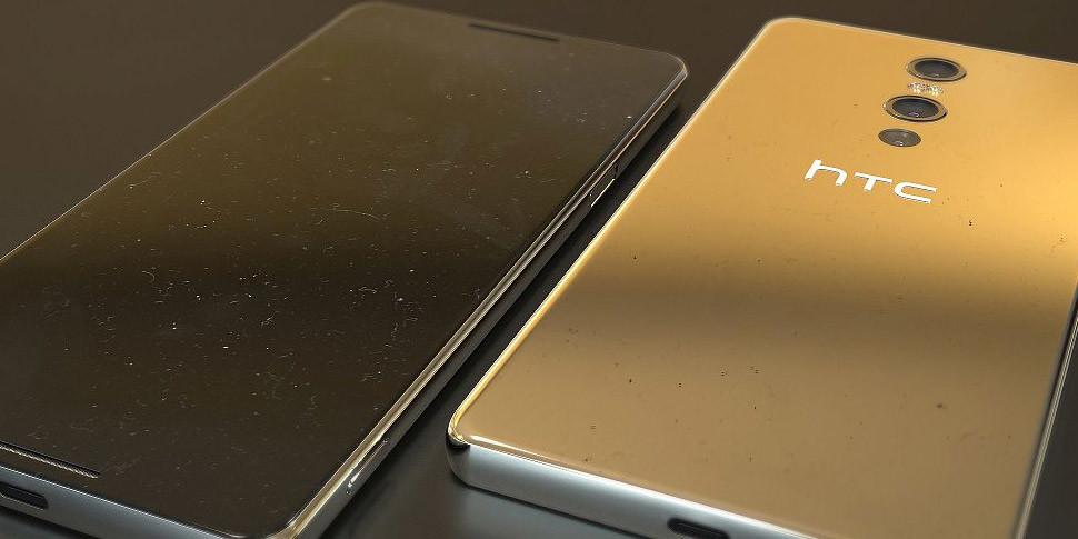 Дизайнер показал концепт HTC U12 с пятью камерами