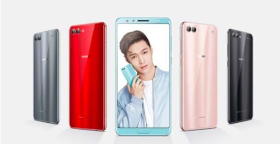Huawei Nova 2S — флагманская новинка с двумя двойными камерами