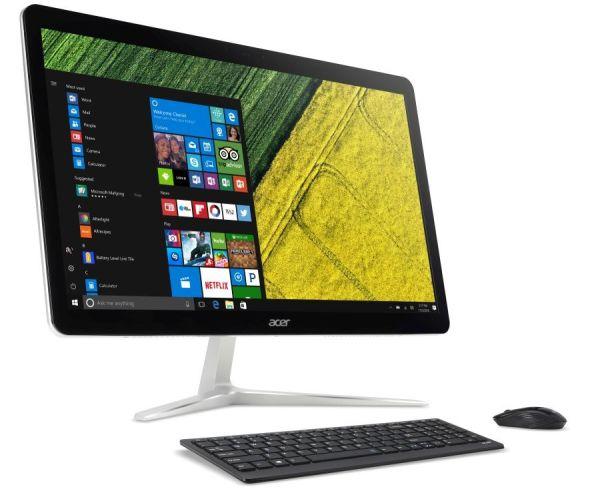 В России вышел бесшумный моноблок Acer Aspire U27
