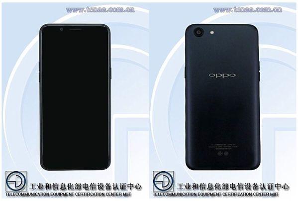 В Китае рассекречен смартфон Oppo A83