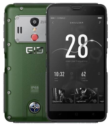 В смартфон Elephone Fighter встроили аналоговый компас