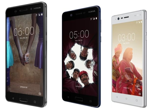 Смартфон Nokia 3 обновят до ОС Android 8