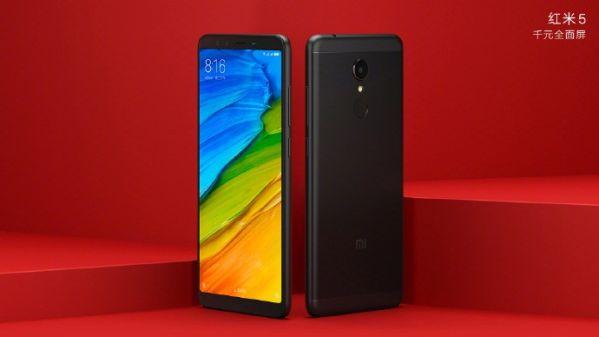 Смартфоны Redmi 5 и Redmi 5 Plus рассекречены до анонса