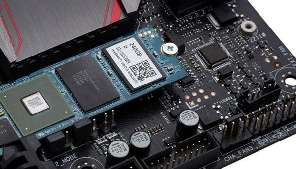 SSD Apacer Z280 продемонстрировал высокую скорость передачи данных