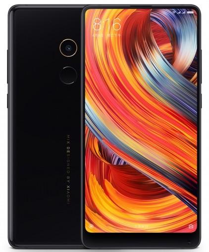 Смартфон Xiaomi Mi Mix 2 вышел в новой модификации