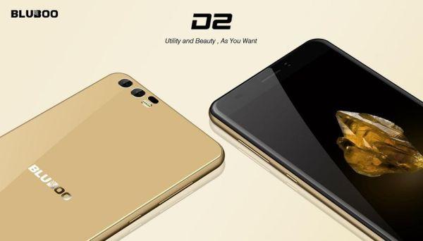 BLUBOO выпустит два новых бюджетных смартфона