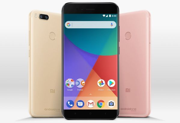 Xiaomi Mi A1 скоро обновится до Android 8