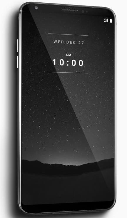 Смартфон LG Signature Edition выйдет ограниченным тиражом