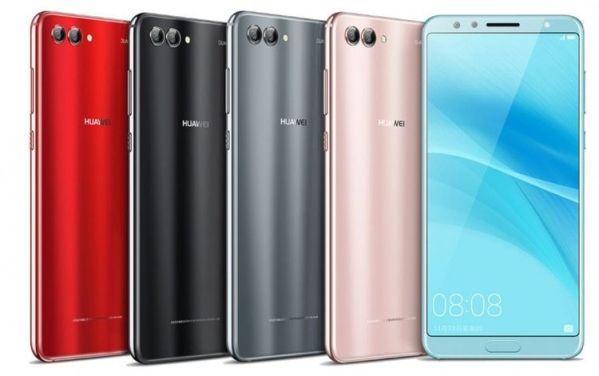 Huawei Nova 2s: четыре камеры в одном смартфоне