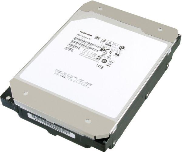 Винчестер Toshiba MG07ACA вмещает 14 Тб данных