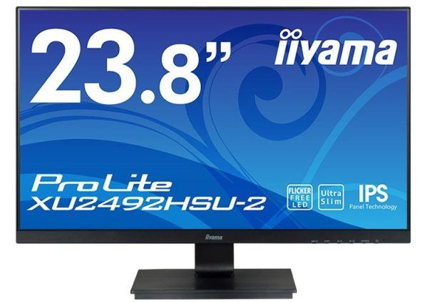 Из мониторов Iiyama ProLite XU2492HSU-2 можно собрать видеостену