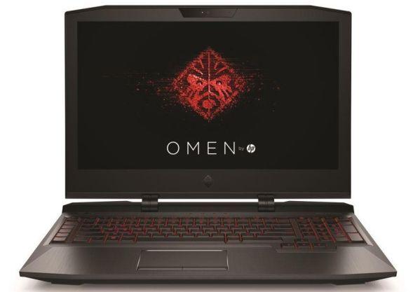 В России представлен игровой ноутбук HP Omen X