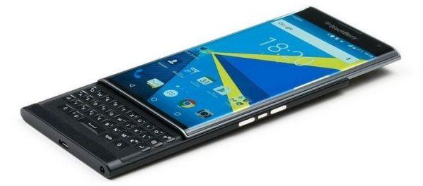 Смартфон BlackBerry Priv лишился технической поддержки
