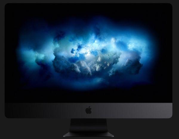 Новый Apple iMac Pro поступил в продажу в России