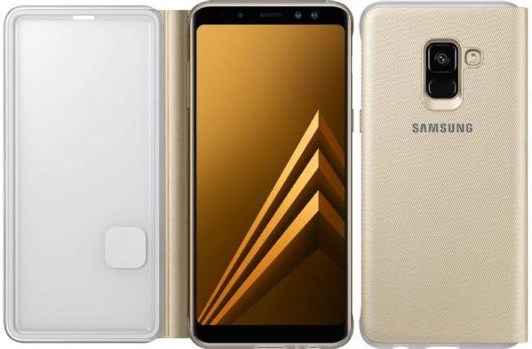 Раскрыта настоящая внешность смартфона Samsung Galaxy A8 (2018)