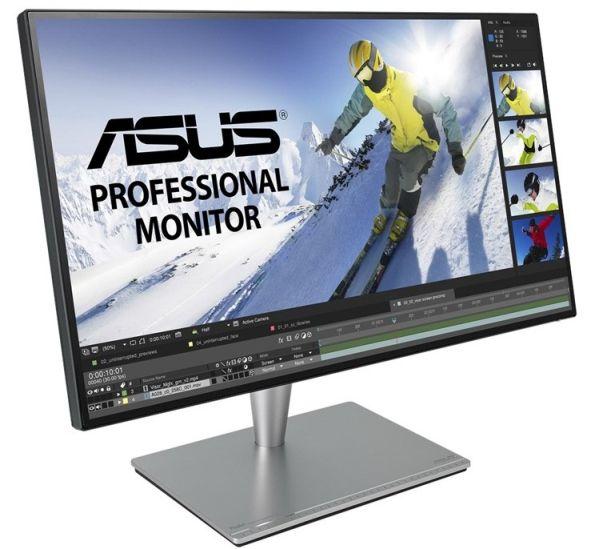 ASUS показала профессиональный монитор ProArt PA27AC