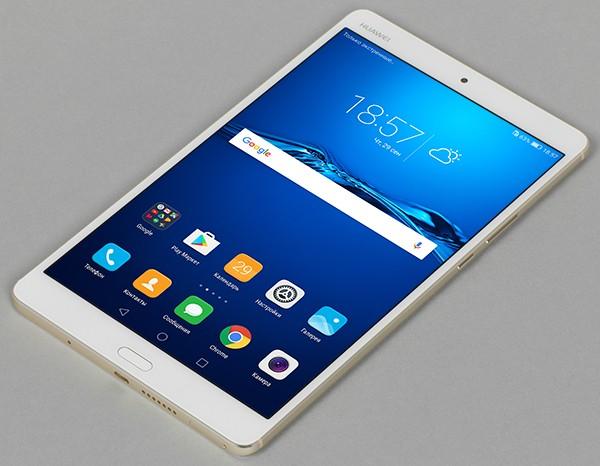 Планшет Huawei MediaPad M5 обзаведется современной начинкой