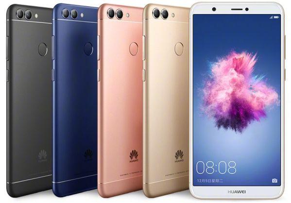 Представлен смартфон Huawei Enjoy 7S с безрамочным экраном