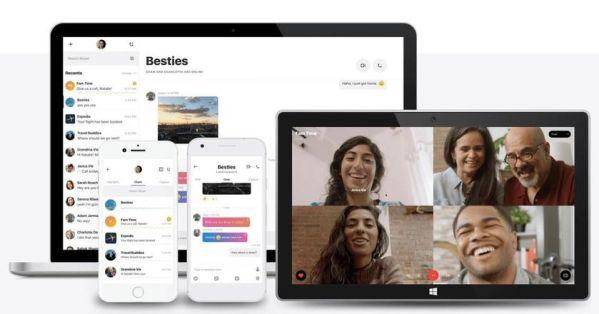Мобильный Skype скоро получит интерфейс Material Design