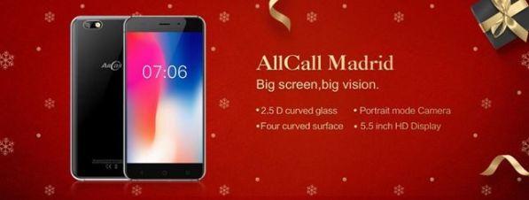 AllCall желает вам счастливого Рождества и дарит скидки всем и каждому!