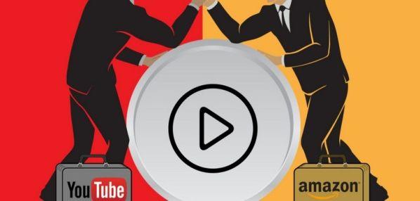 Amazon запустит свой видеосервис для конкуренции с YouTube