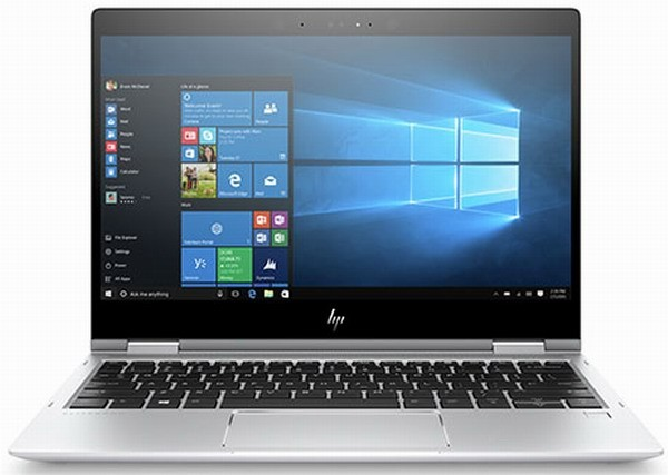 В Россию прибыл новый ноутбук HP EliteBook x360