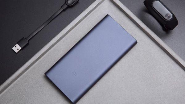 Новый внешний аккумулятор Xiaomi Mi Power Bank 2 стоит всего $12