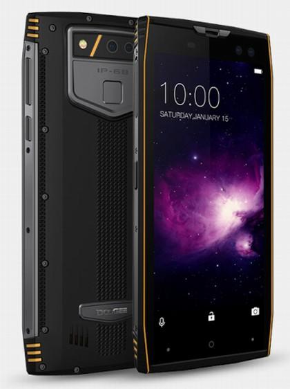 Doogee выпустит смартфон S50 с четырьмя камерами