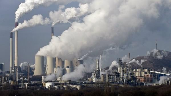 Биткоин уничтожит экологию планеты