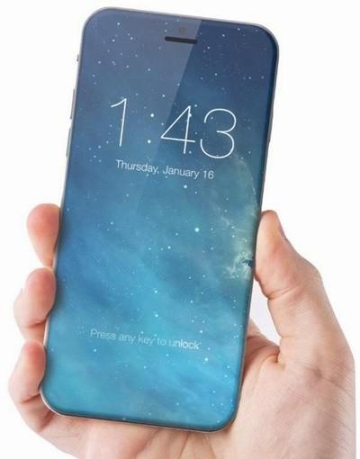 Безрамочные смартфоны захватят 40% рынка