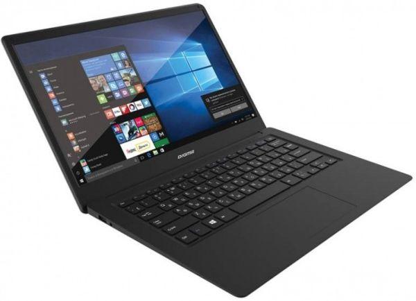 Digma CITI E401 – недорогой ноутбук с экраном Full HD