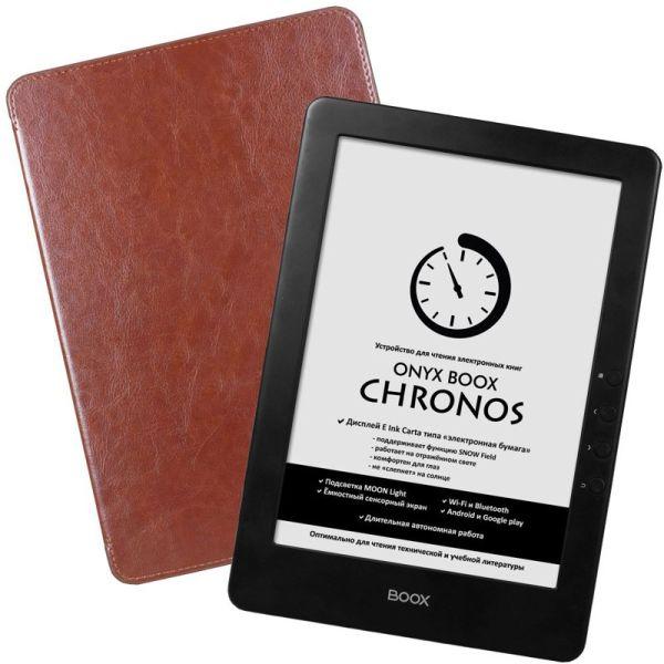 Чем больше, тем лучше: электронная книга Onyx BOOX Chronos с экраном 9,7 дюйма