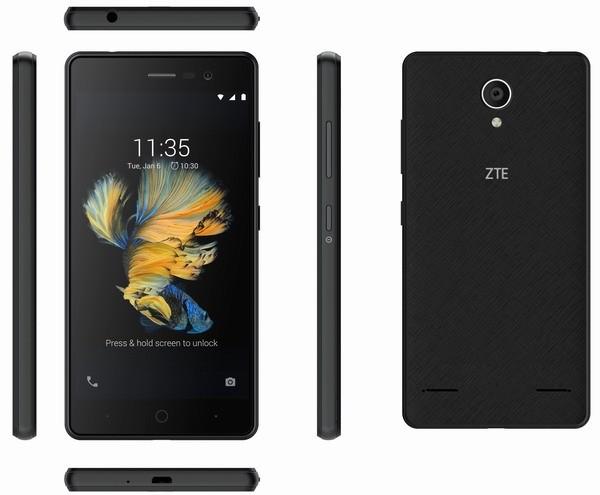 Смартфон ZTE Blade A520C уже продается в России