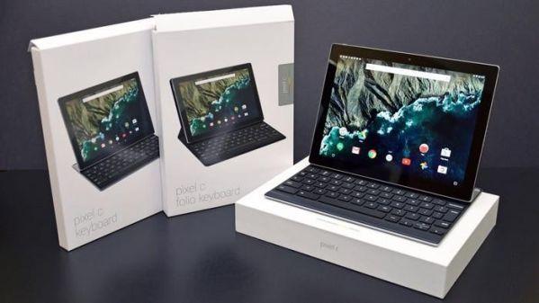 Прекращены продажи планшета Google Pixel C