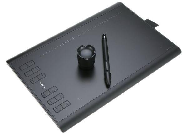 Графический планшет Huion Graphic 1060PLUS пробудит в вас талант художника