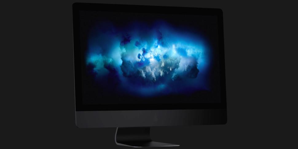 Топовый iMac Pro обойдется дешевле одного биткоина
