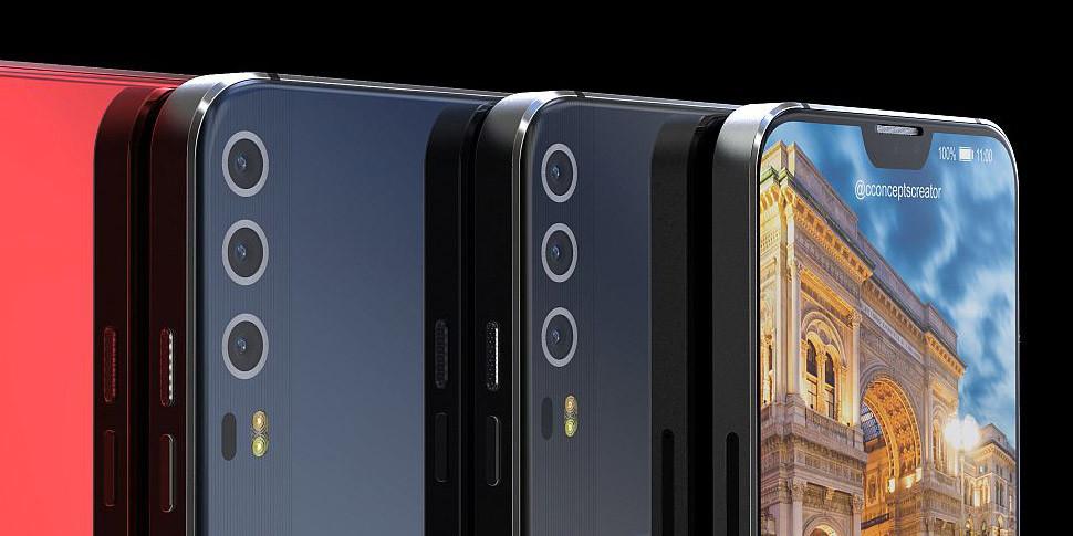 Дизайнер добавил к Huawei P11 «монобровь» и назвал его Huawei P11 X