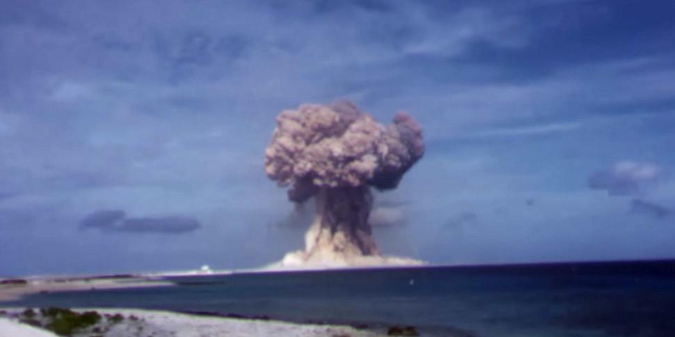 Американцы рассекретили десятки новых видео ядерных испытаний