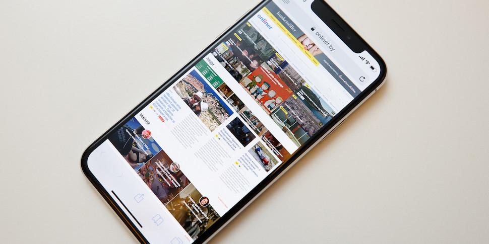 iPhone X провалил проверку на прочность и уступил конкурентам